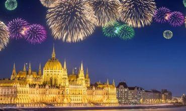 Festività nella Capitale Ungherese!