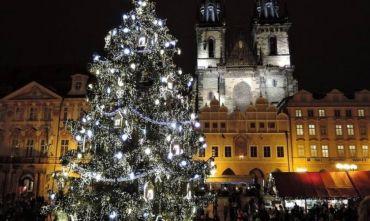 Festività e Mercatini natalizi nella Capitale Ceca!