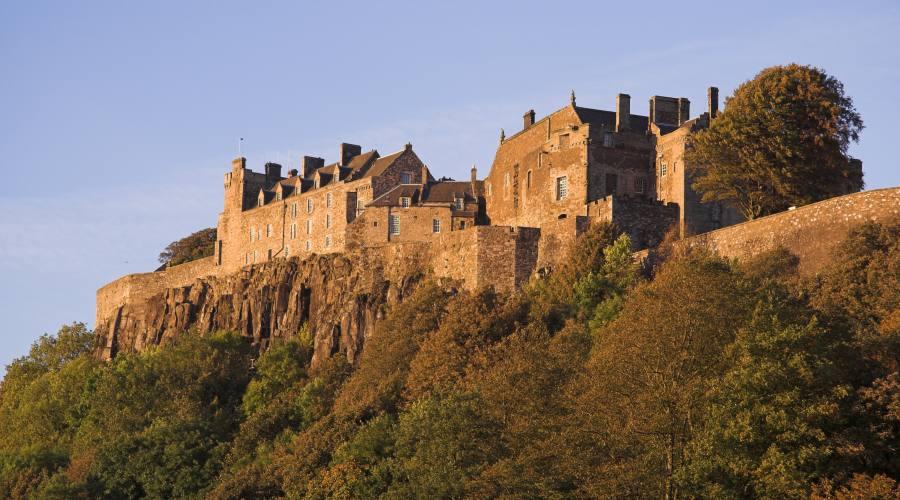 Stirling il castello