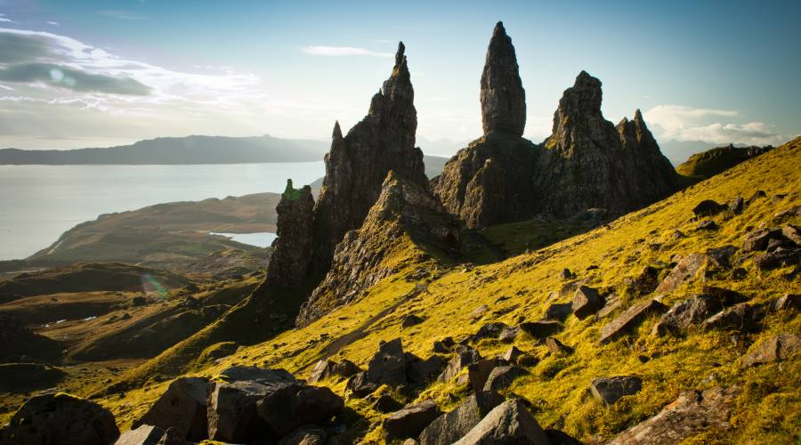Isola Skye - Old Man of Storr
