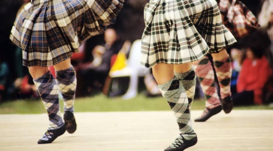 Danze scozzesi