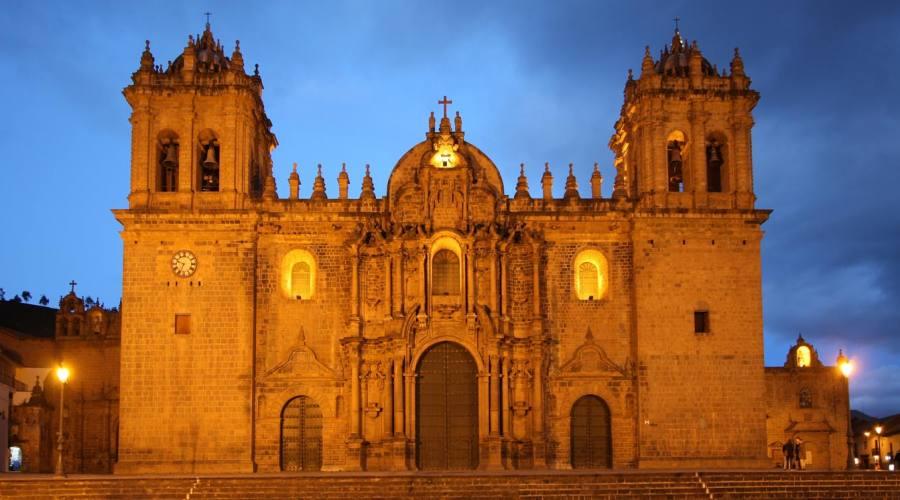 Cusco, la cattedrale