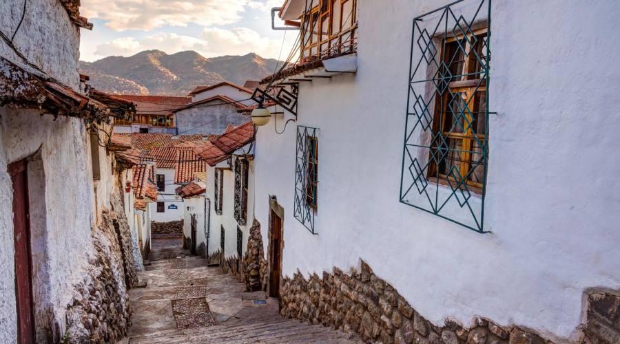 Una via di Cusco