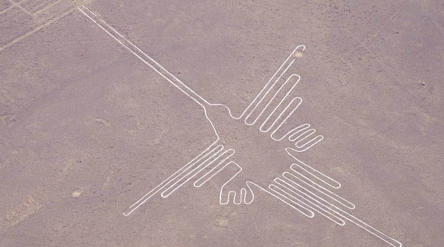 Geoglifi a Nasca