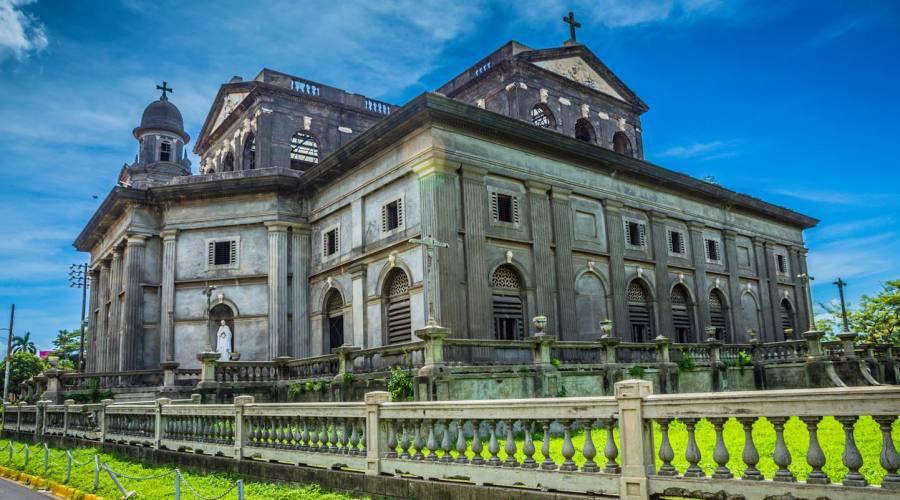 Managua - la vecchia cattedrale
