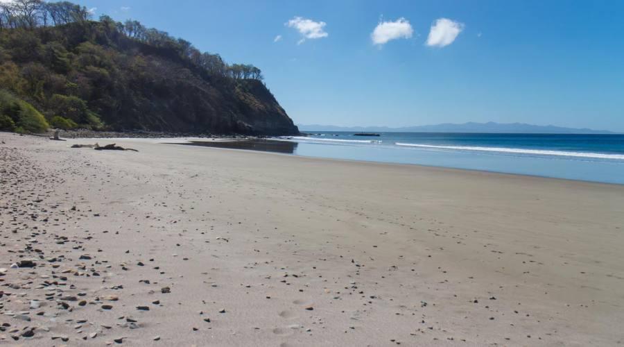 Spiaggia sul Pacifico