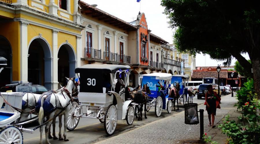 Granada - piazza centrale