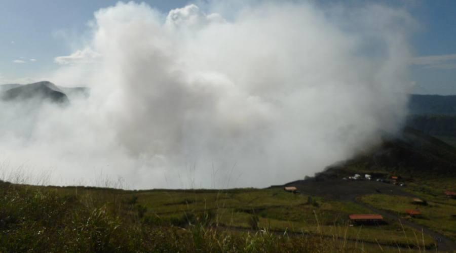 Vulcano Masaya
