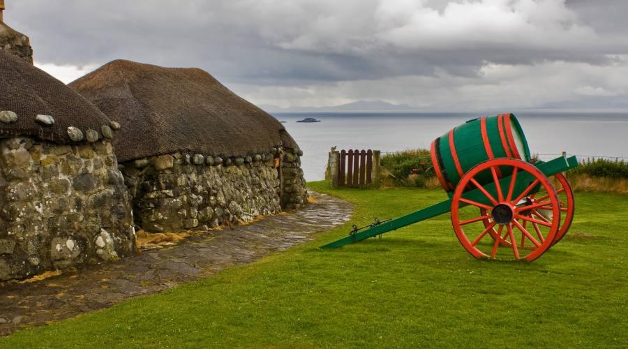 Isola di Skye: museo