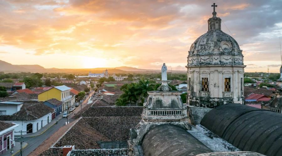 Tramonto a Granada