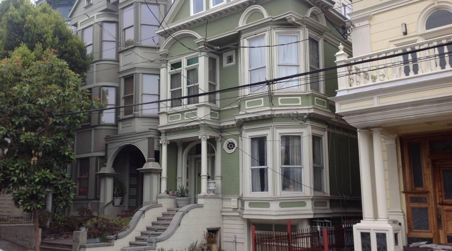 Case tipiche San Francisco