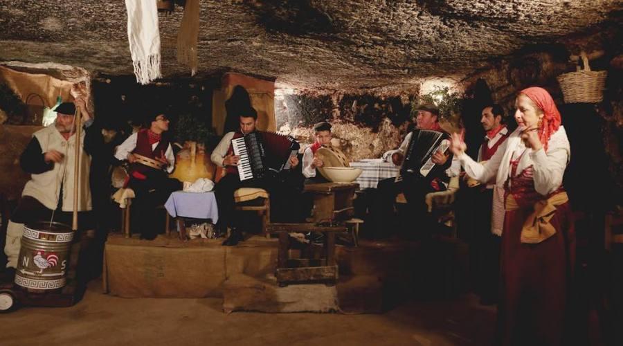 Canti e balli Folk Natalizi in Masseria