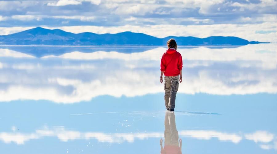 Il salar de Uyuni