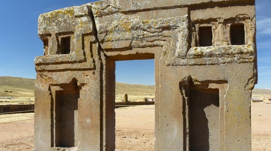 Rovine a Tiwanaku