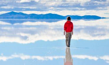 La Paz-Salar de Uyuni-Laguna Colorada-Laguna Verde-Potosi-Sucre