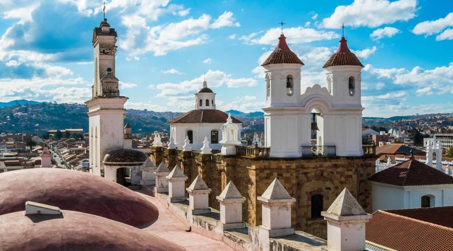 Monastero di san Filipe Neri a Sucre