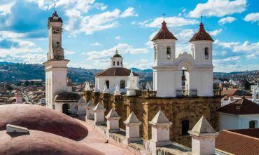 Gran tour con guida in italiano: Santa Cruz-La Paz-Sucre-Potosi-Salar de Uyuni