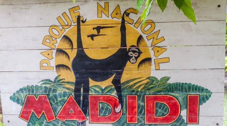 Benvenuti nel Parco Madidi
