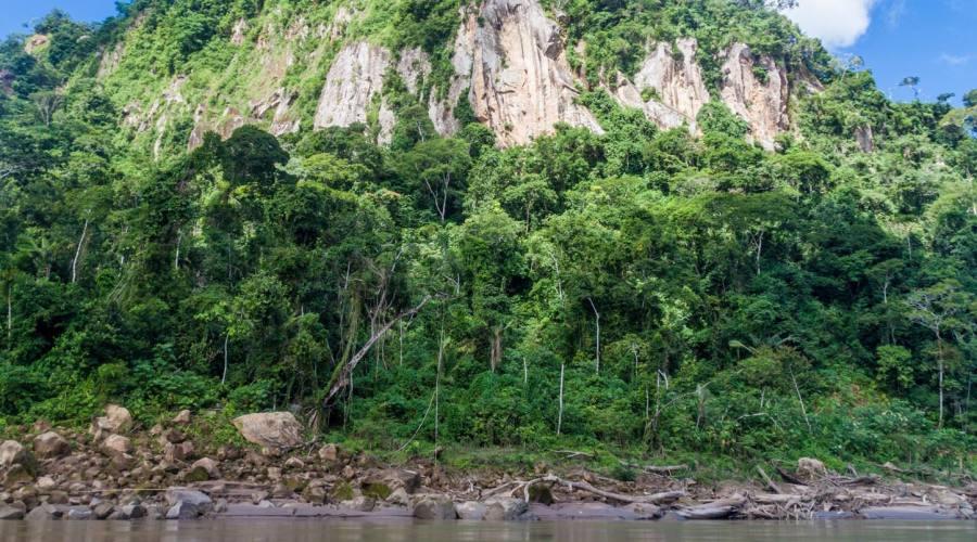 Il fiume Beni