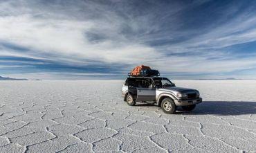 Tre giorni a zonzo attorno al lago salato più grande del mondo