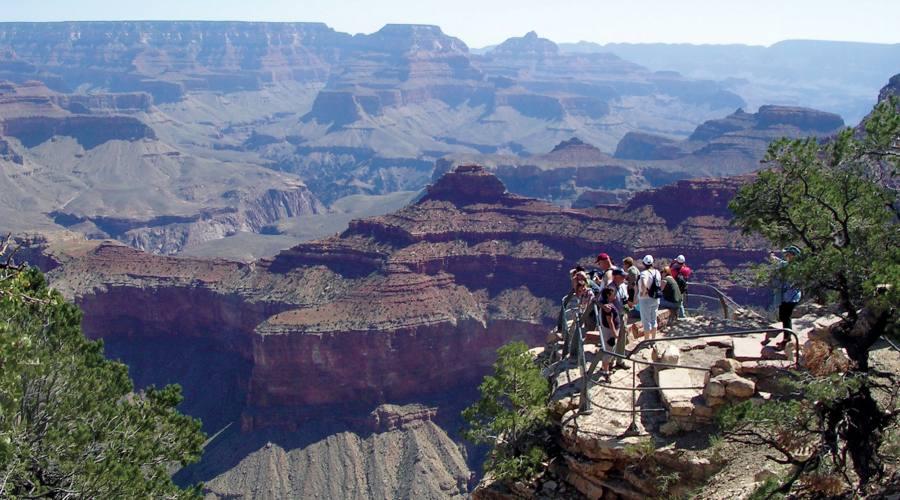 Grand Canyon in Famiglia