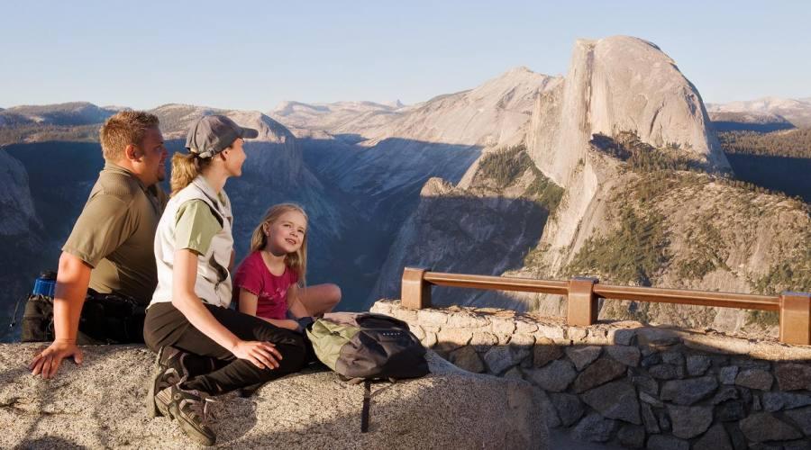 Yosemite in Famiglia