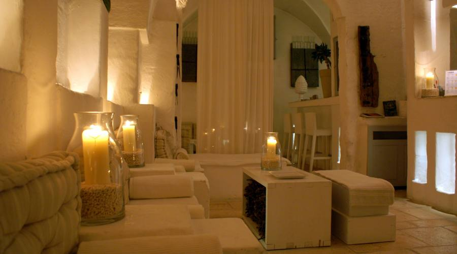 Lounge in Masseria