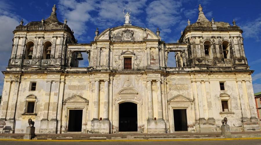 Leon, la cattedrale