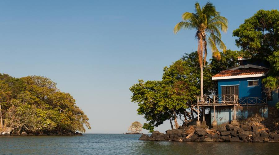 Lago Nicaragua: Isletas