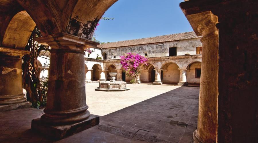 Monastero dei Cappuccini, Antigua