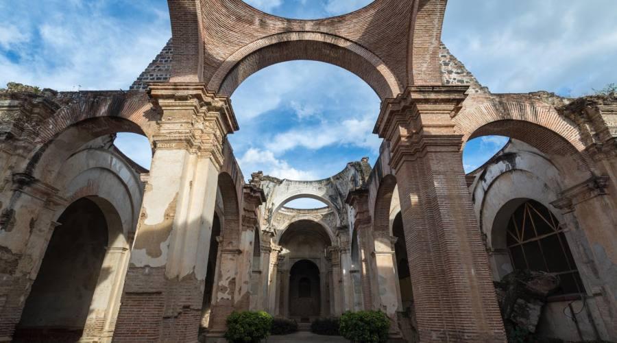 Cattedrale di Santiago ad Antigua