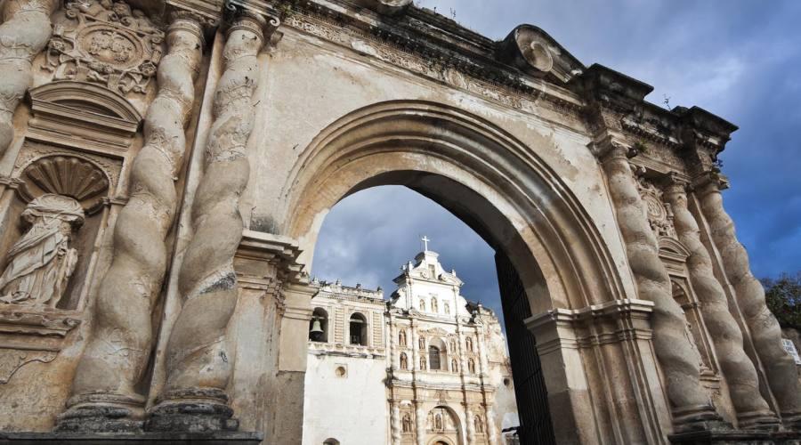 Cattedrale, Antigua