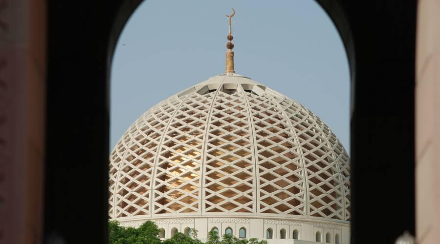 La Grande Moschea -Muscat