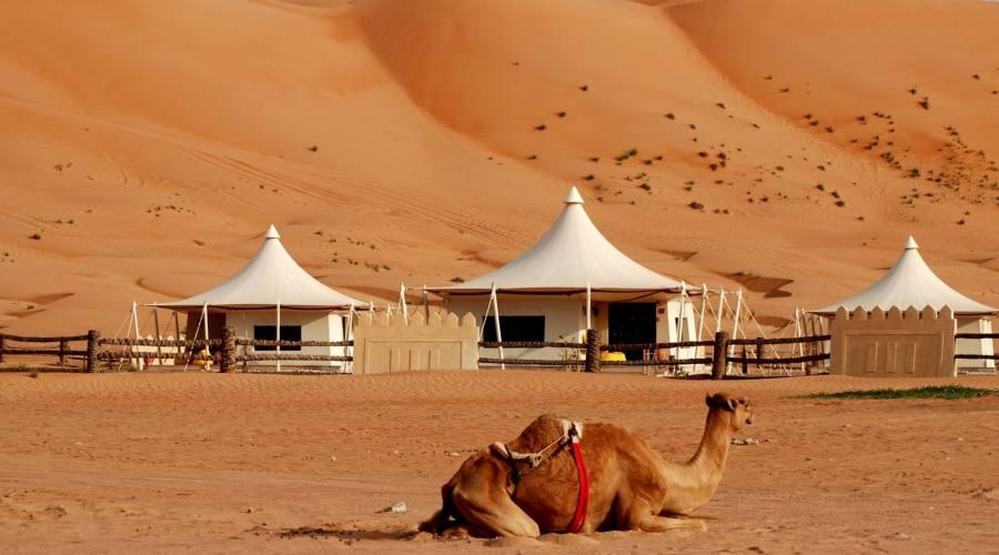 Desert Night Camp a Wahiba Sands