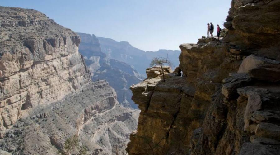 Gran Canyon a Jabal Akdar