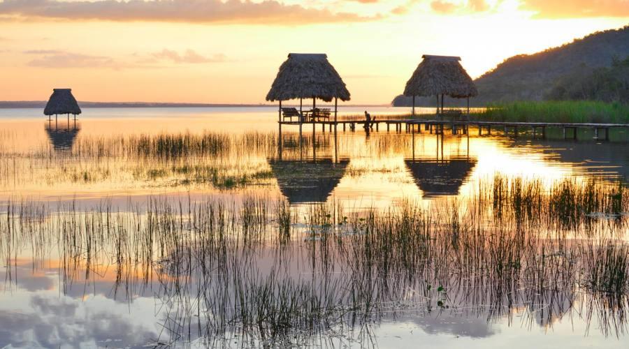 Lago di Peten Itzá