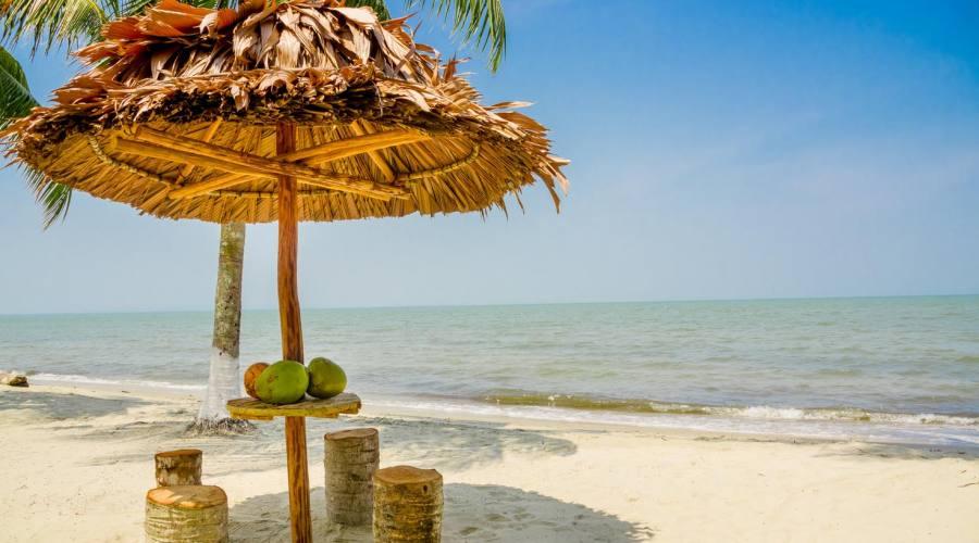 Pieno relax su una spiaggia di Livingston