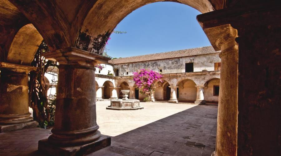 Convento dei Cappuccini, Antigua