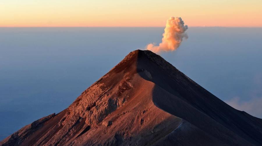 Il vulcano Acatenango