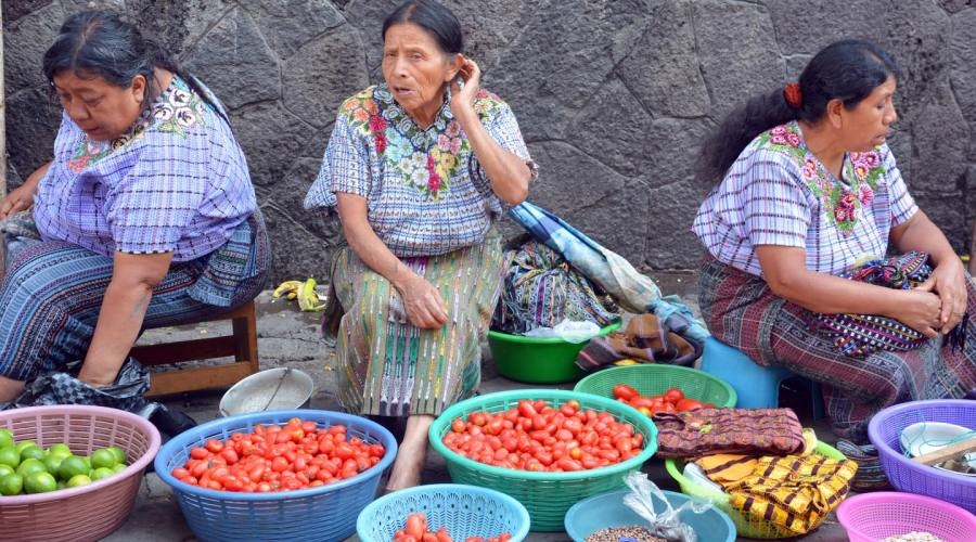 Frutta al mercato