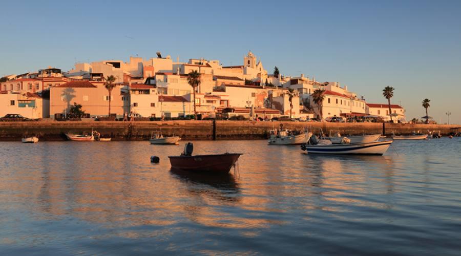 Ferragudo, villaggio di pescatori