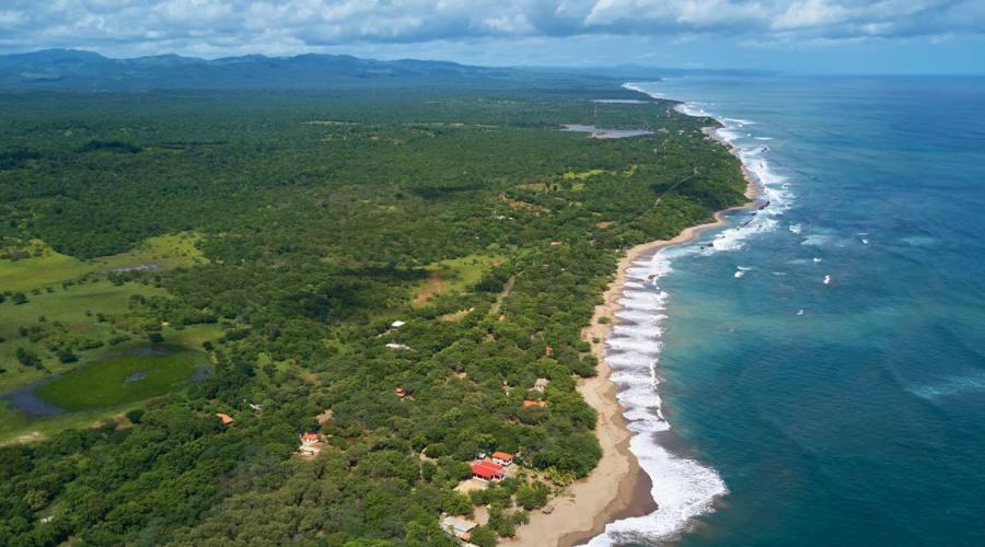 Un altro bel tratto della costa caraibica