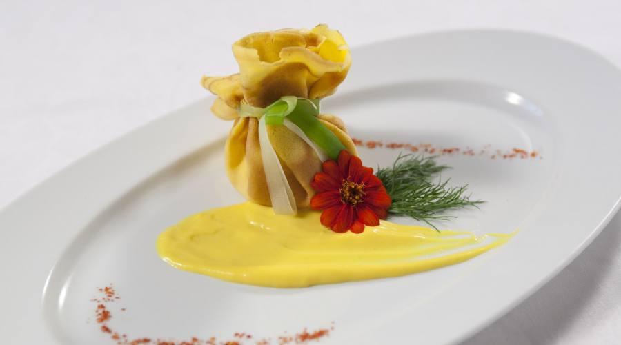 Piatti dello chef Gianantonio Quintario