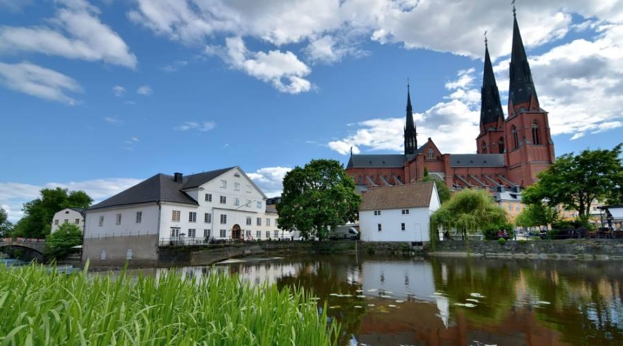 Uppsala Cattedrale