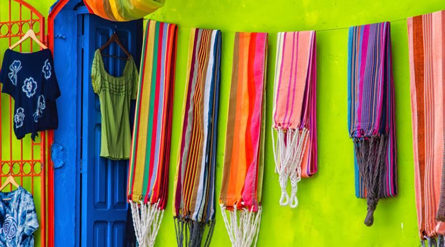 Amache in vendita a Suchitoto (El Salvador)