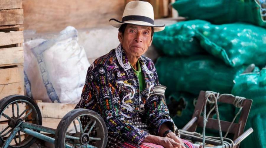 Al mercato di Chichicastenango