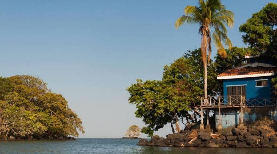 Isletas sul Lago Nicaragua