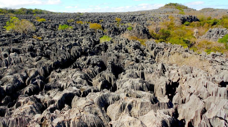 Tsingy del Parco Ankarana