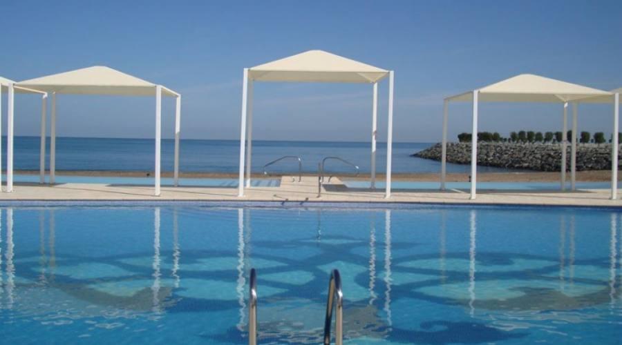 Hotel Millenium - piscina e spiaggia