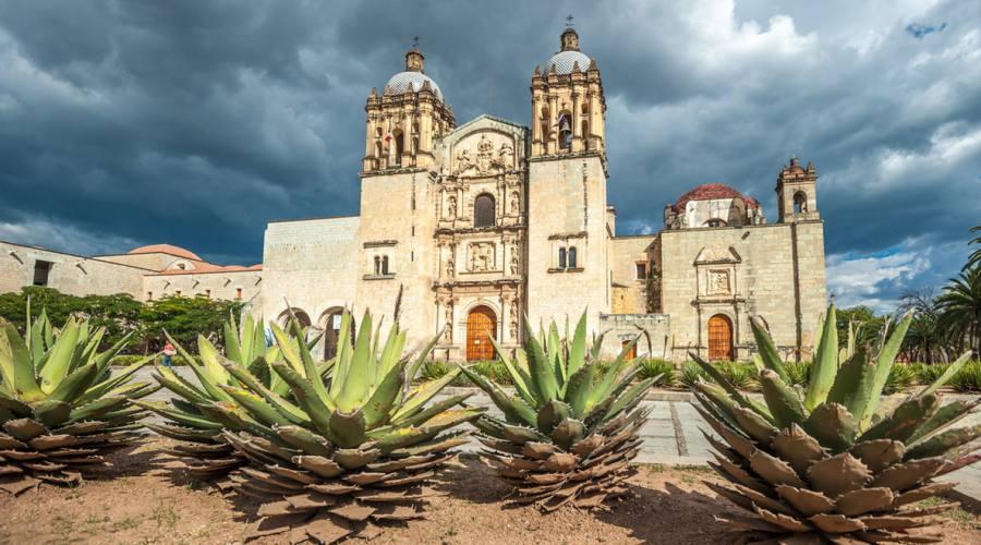 3° giorno: Cattedrale di Oaxaca